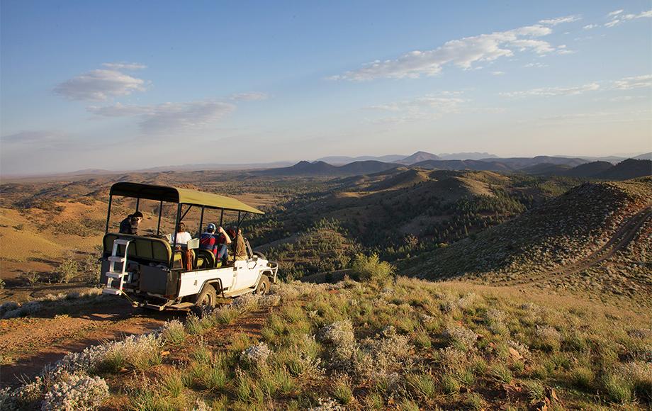 4WD Flinders Ranges