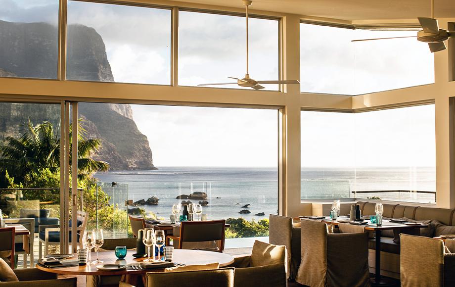 Capella Lodge Restaurant
