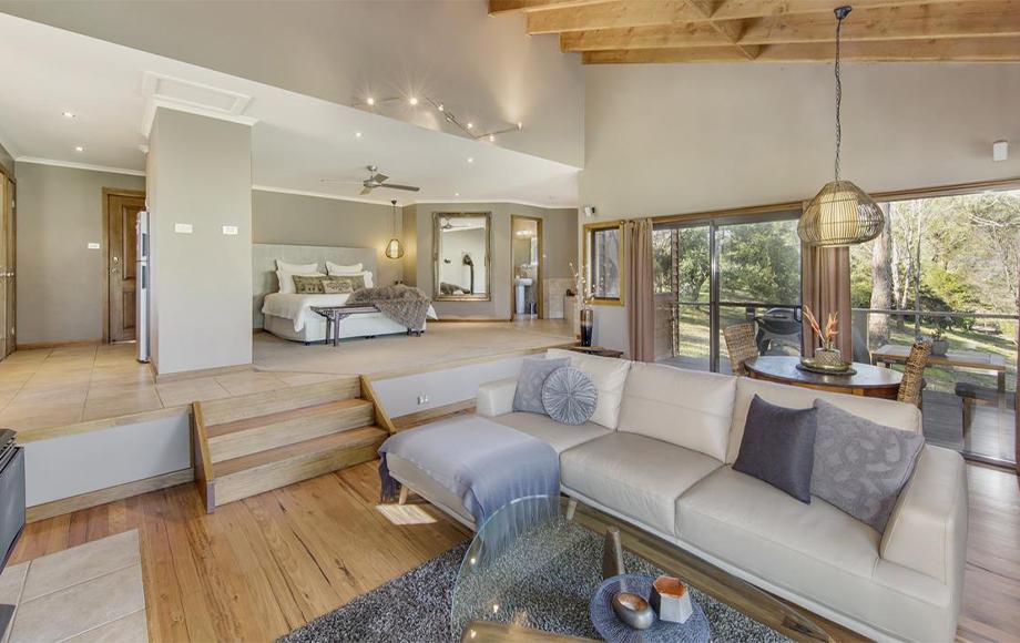 Cedars Mount View Ridge Spa Villa