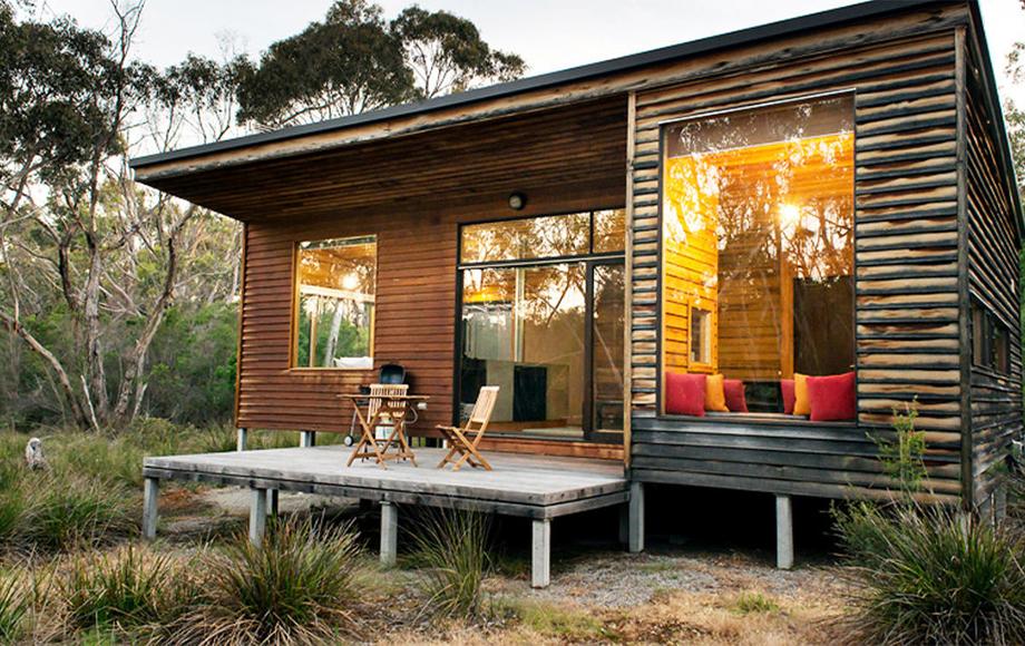 DULC Cabins exterior