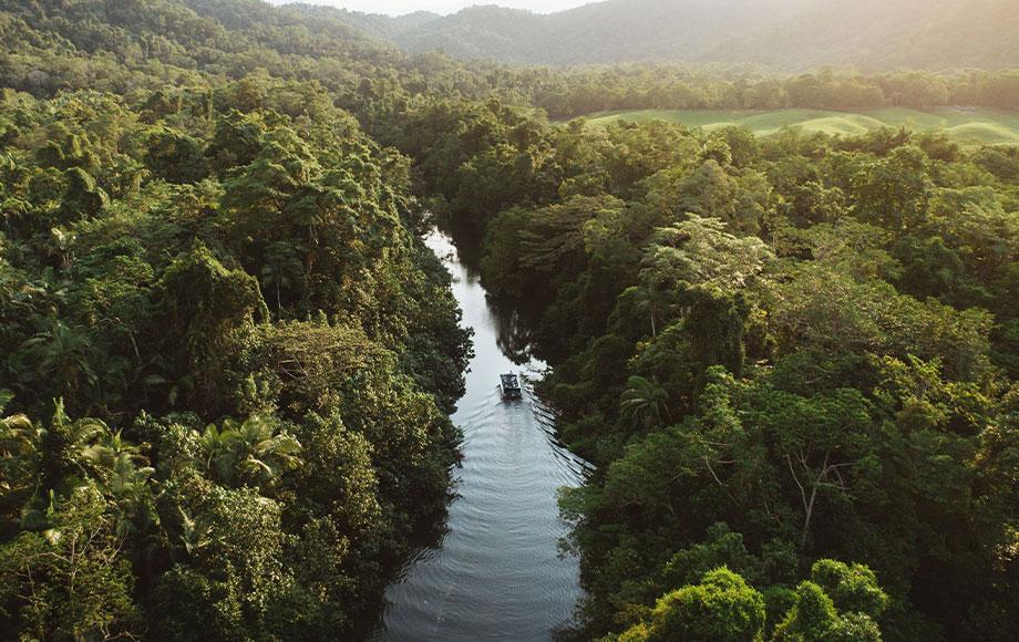 Daintree Eco Lodge River