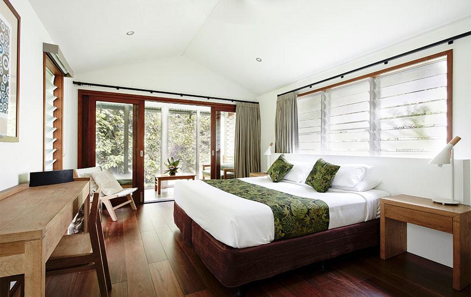 Daintree Eco Lodge Bedroom