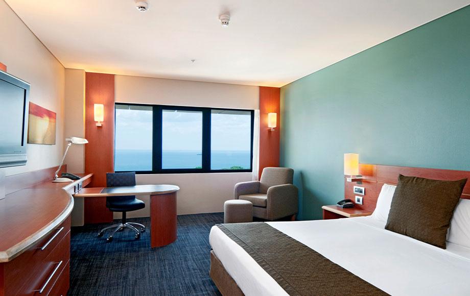 Hilton Darwin suite