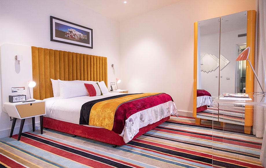 Hotel DeBrett suite