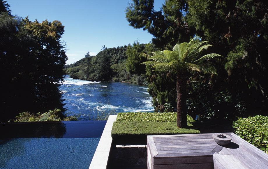Huka Lodge Owner's Cottage