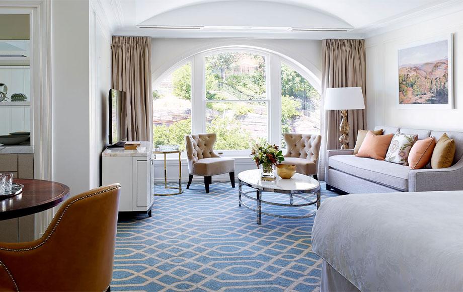 Langham Sydney suite