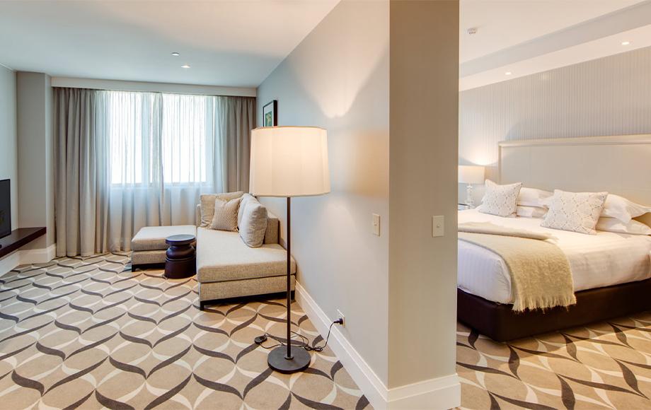 Mayfair Hotel suite