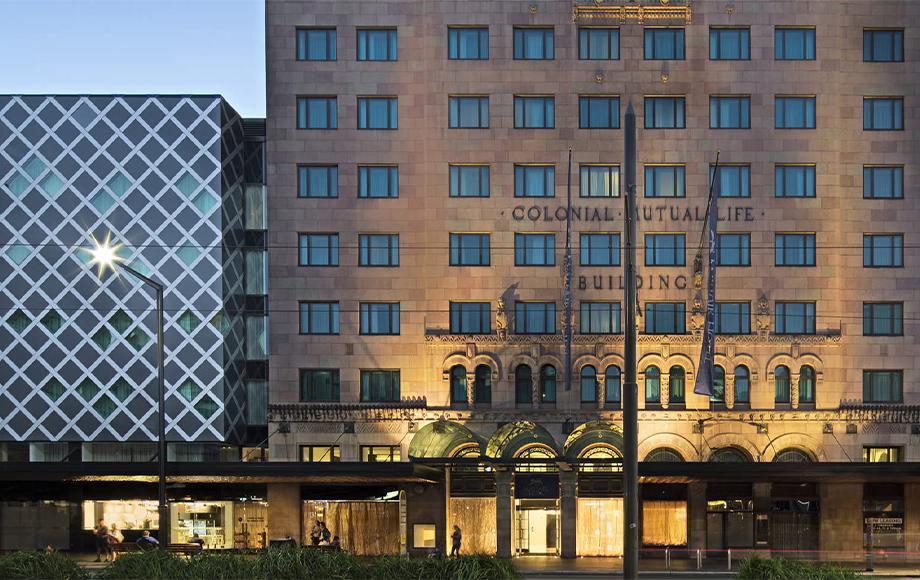 Mayfair Hotel exterior