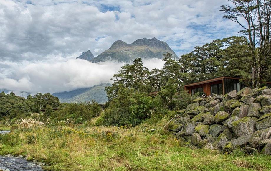 Milford Sound Lodge View Chalets