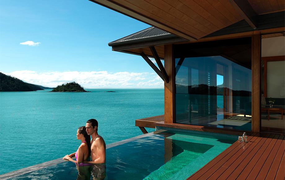Qualia Resort on Hamilton Island in the Whitsundays