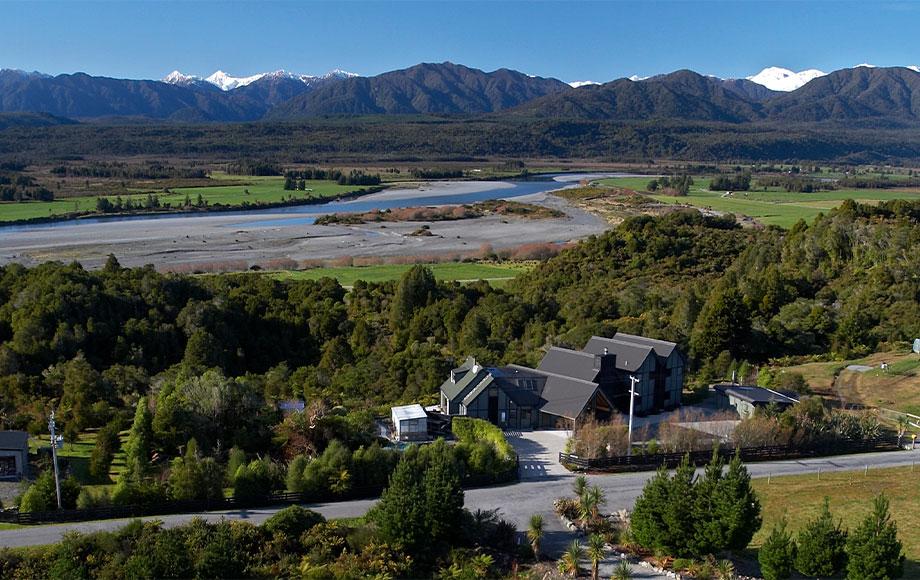 Rimu Lodge in New Zealand