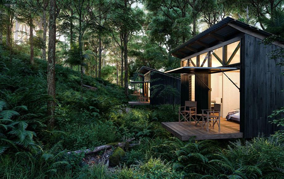Spicers Getters Eco Scenic Rim Trail