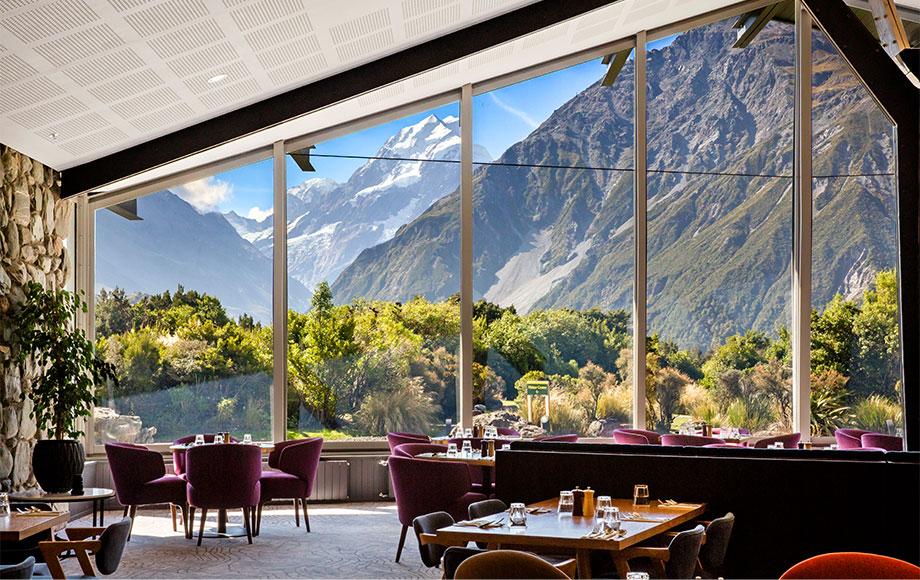 The Hermitage Alpine Restuarant