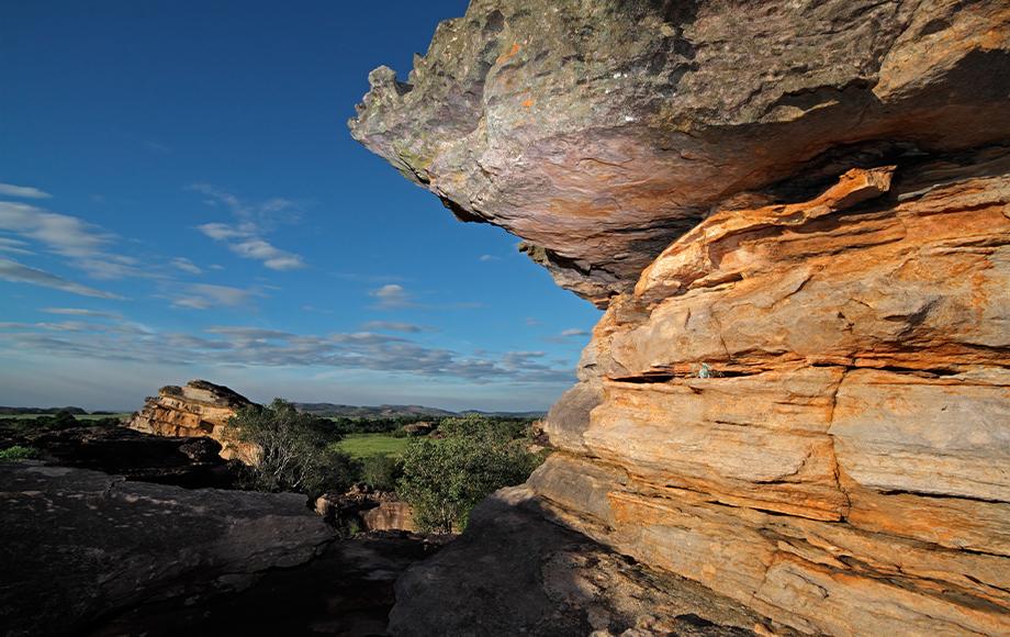 Ubirr rock art at Kakadu