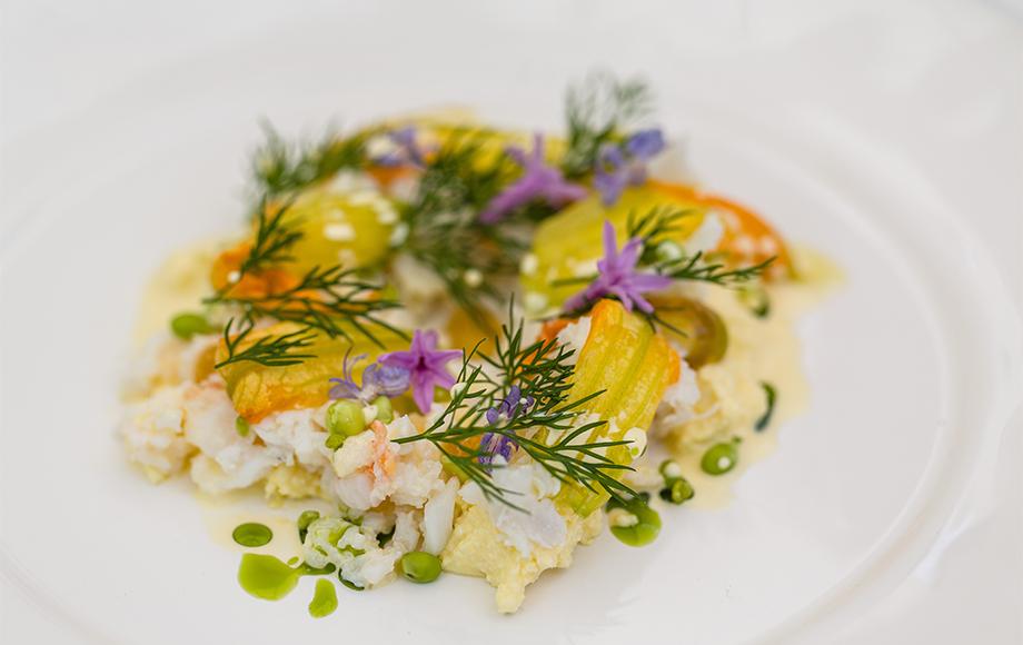 Spicers Clovelly Estate Food